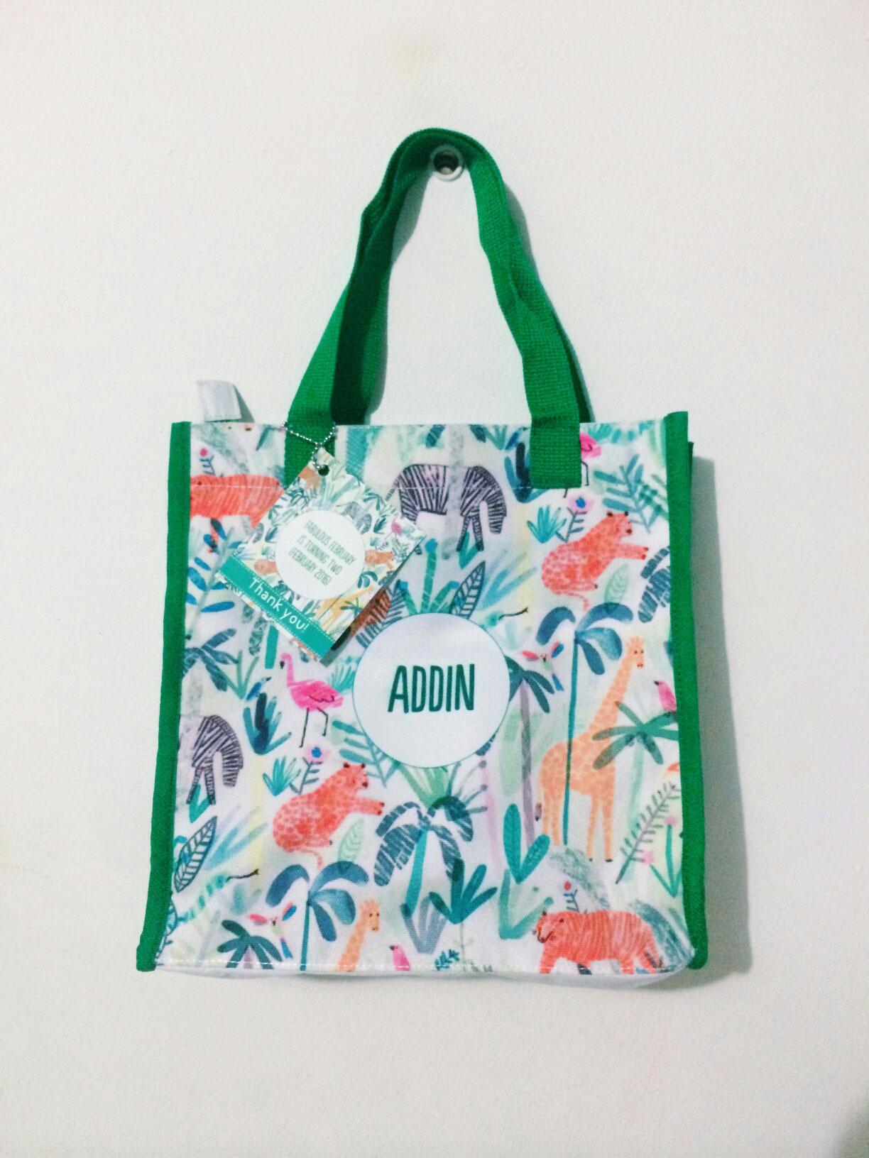goody bag murah meriah